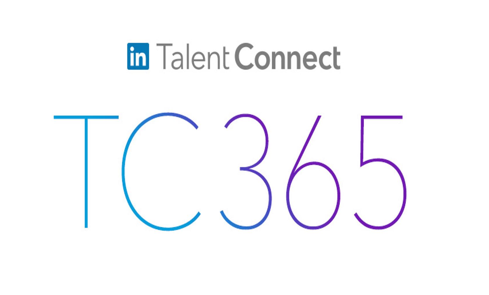 TALENT CONNECT – TC 365