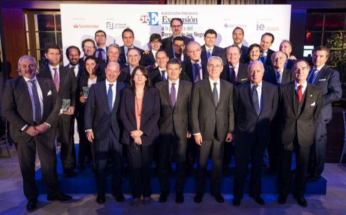 III Premios Expansión a la Excelencia en la Práctica del Derecho de los Negocios
