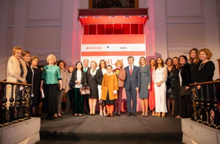 I Premios Women in a Legal World