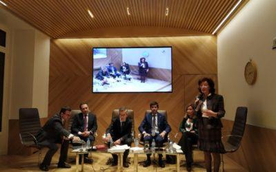 Presentación en el Colegio Notarial de Madrid del libro Legal Tech. La transformación digital de la abogacía
