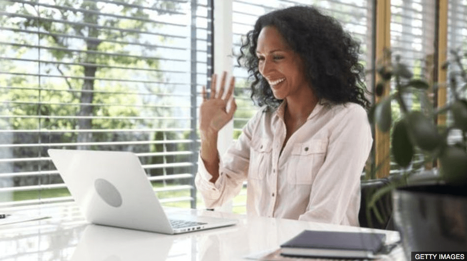 Artículo: «Coronavirus: Job interviews go online as candidates stuck at home»