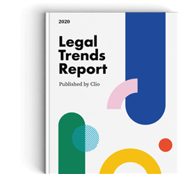 Legal Trends Report 2020, by Clio